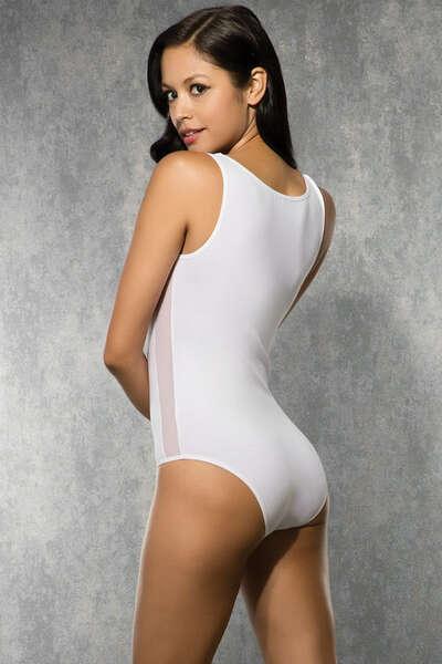 Doreanse - Elegant Alttan Çıtçıtlı Body Suit (1)