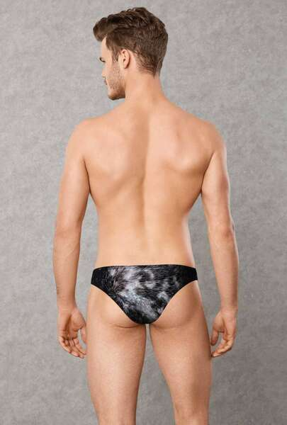Doreanse - Nebula Desenli Erkek Slip Külot (1)